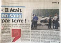 Une agression violente à Tubize, une course-poursuite et un crash à Nivelles