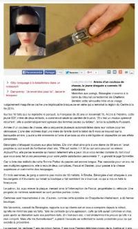 Une jeune femme poursuivie pour 16 braquages près de Charleroi