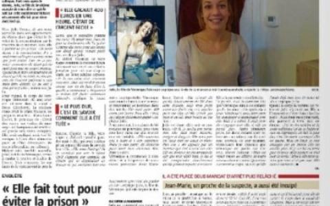 Un meurtre dans le milieu de la prostitution près de Namur